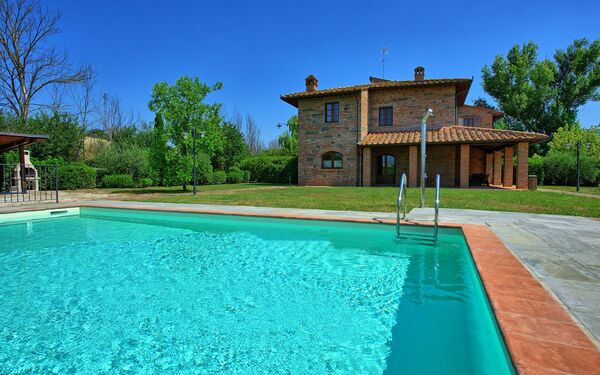 Casa Marcello, Villa for rent in Vinci, Tuscany