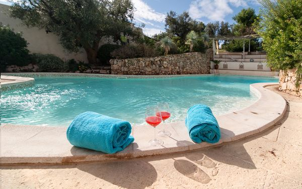 Tia Resort, Country Resort for rent in Torre Suda, Apulia