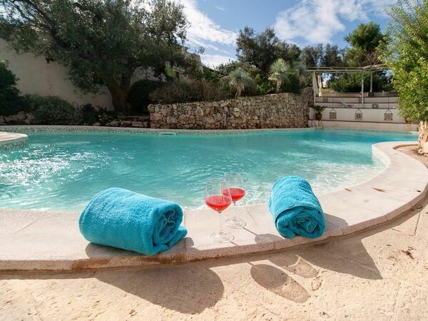 Agriturismo Tia Resort in  Torre Suda -Apulien