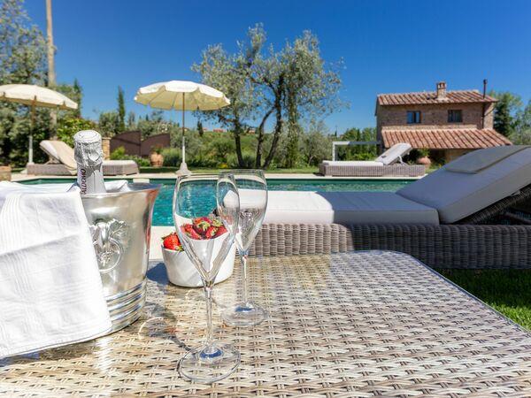 Villa Della Meletta, Villa for rent in Gambassi Terme, Tuscany