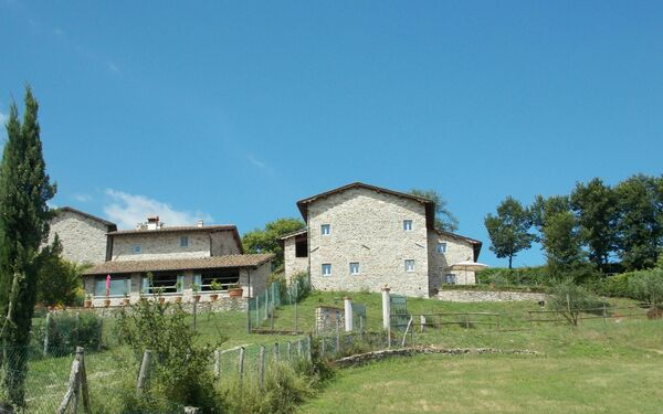 Casale Labbia, Villa for rent in Barberino Di Mugello, Tuscany