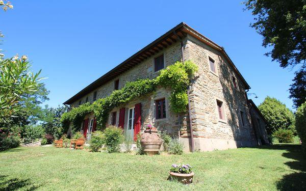 Villa La Forra in  Rupecanina -Toskana