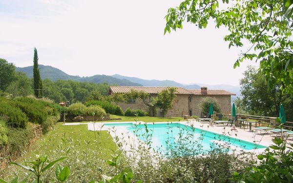 Podere Schignano, Villa for rent in Vicchio, Tuscany