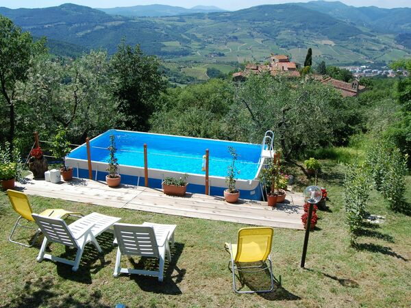 Il Circolo, Holiday Home for rent in Falgano, Tuscany