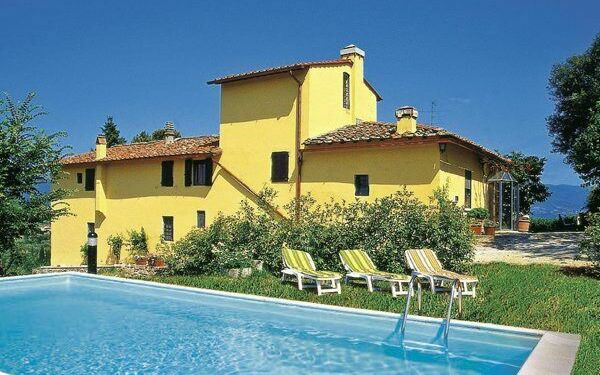 Tutignano, Country House for rent in Rignano Sull'arno, Tuscany