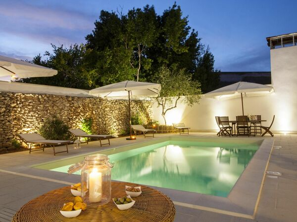 Historical Courtyard, Country Resort for rent in Racale, Apulia