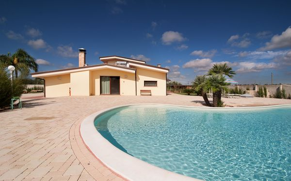Villa Meadow, Villa for rent in Melissano, Apulia