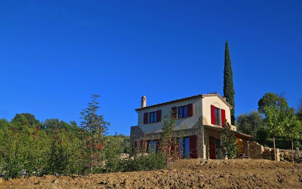 Pastore, Villa for rent in Gambassi Terme, Tuscany