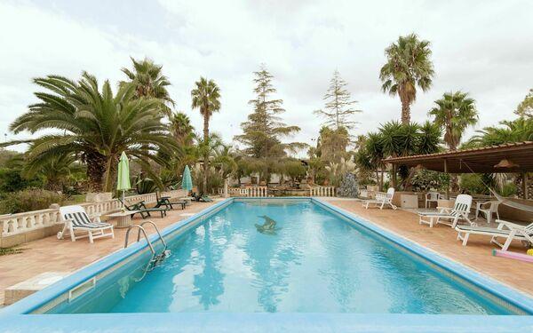 Villa Peppa, Villa for rent in Melissano, Apulia