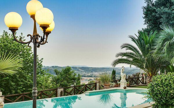 Villa Carolina, Villa for rent in Linari, Tuscany