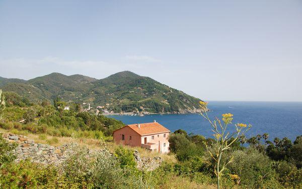 La Regolina, Liguria, Valle Santa