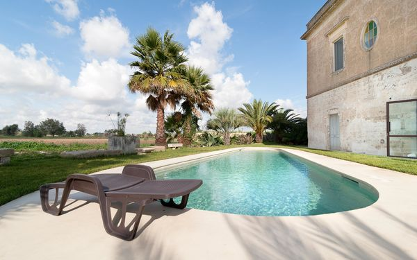 Casale Greco, Villa for rent in Cutrofiano, Apulia