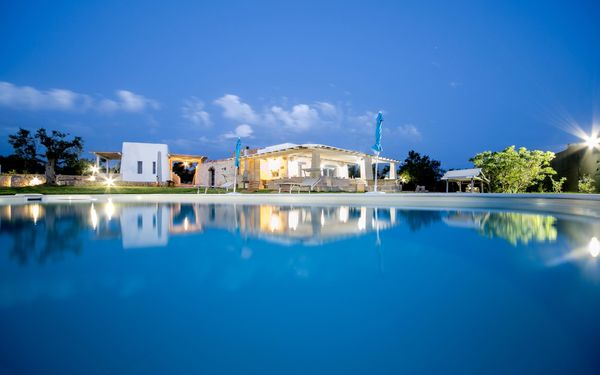 Trullo Prestige, Holiday Home for rent in Torre Suda, Apulia