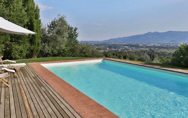 Il Vignale, Villa for rent in Lucca, Tuscany