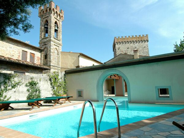 Castello Di Volognano, Villa for rent in Volognano, Tuscany
