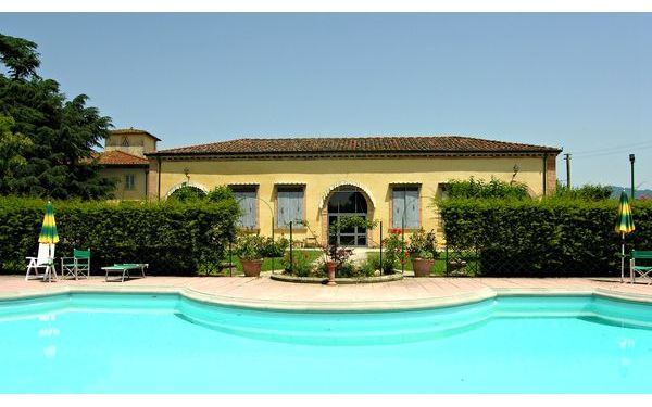 Villa Senni, Residence for rent in Scarperia, Tuscany