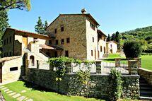 Residence Poggio Marino in  Carbonile -Toskana
