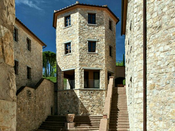 Gaiole Suites, Residence for rent in Gaiole In Chianti, Tuscany