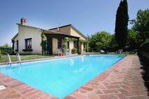 Villa Franca, Тоскана, Монтериджони