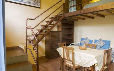 Casa Vecchia 2: Living room