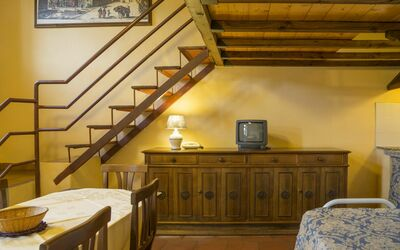 Casa Vecchia 3: Living room