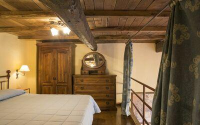 Casa Vecchia 3: Camera da letto