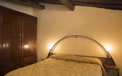 Torretta 5: Bedroom
