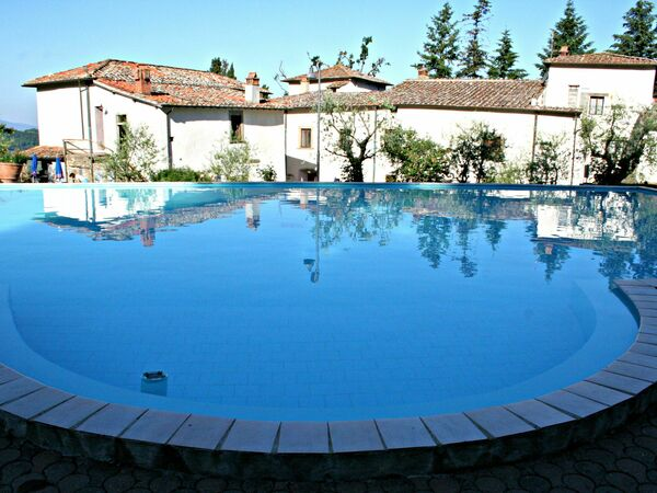 Villa Grassina, Residence for rent in Pelago, Tuscany