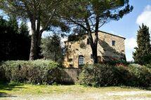 Toskánsko, Montecchio, Appartamento Monti