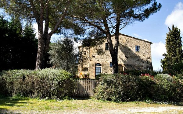 Appartamento Monti, Apartment for rent in Montauto, Tuscany