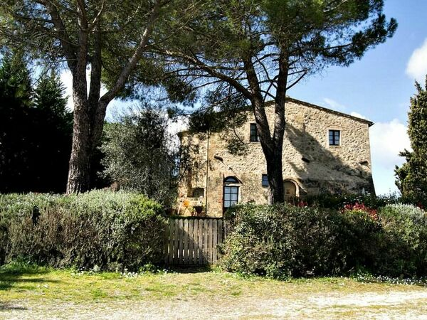 Appartamento Monti, Apartment for rent in Montauto, Tuscany