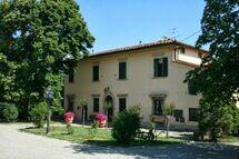 Villa Gayo, Villa for rent in La Ginestra, Tuscany