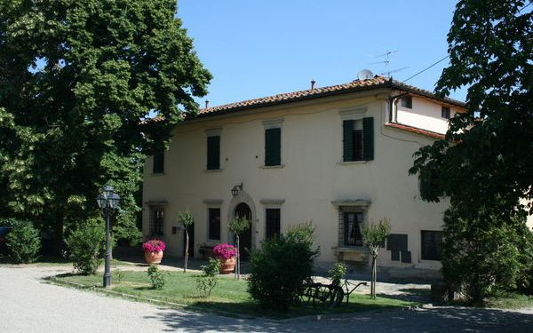 Villa Marisel, Villa for rent in La Ginestra, Tuscany