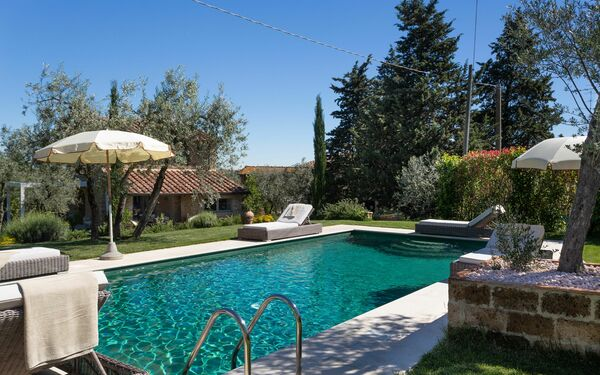 Villa Ligheia, Villa for rent in Gambassi Terme, Tuscany