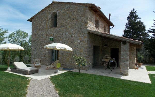 Villa Ligheia, Villa for rent in Gambassi Terme, Tuscany