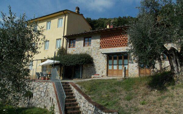 Residence Villa Mastiano in affitto a San Concordio Di Moriano