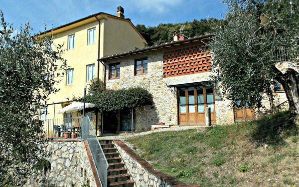 Residence Villa Mastiano in  San Concordio Di Moriano -Toskana