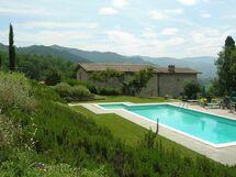 Villa Villa Santa Maria a Bovino in  Vicchio -Toskana