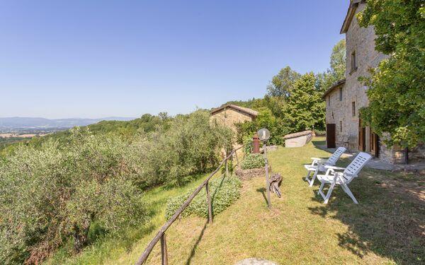 Torre Santa Maria, Country House for rent in Santa Maria a Vezzano, Tuscany