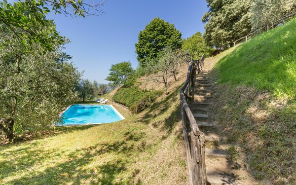 Torre Santa Maria, Country House for rent in Santa Maria a Vezzano, Tuscany