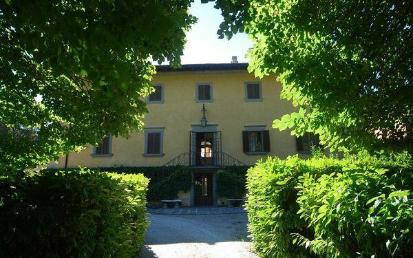 Villa Villa Salaiole in  Poggiolo-salaiole -Toskana