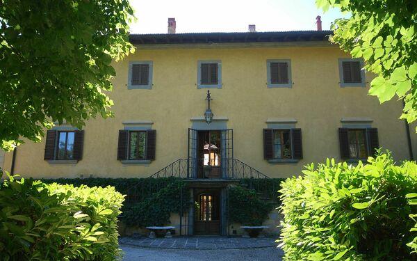 Villa Salaiole, Villa for rent in Poggiolo-salaiole, Tuscany