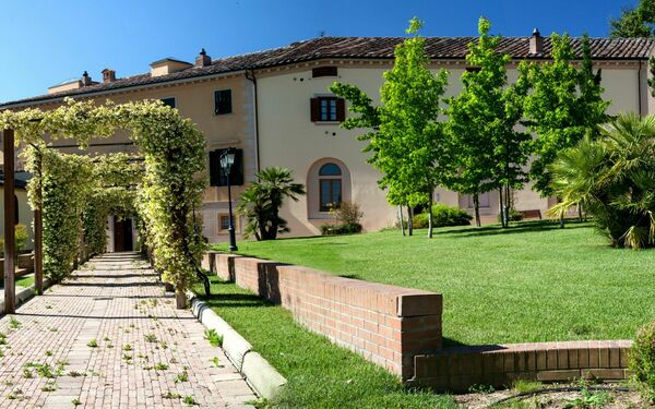 Villa Casciana, Тоскана, Casciana Terme