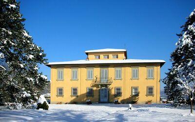 Villa i Delfini