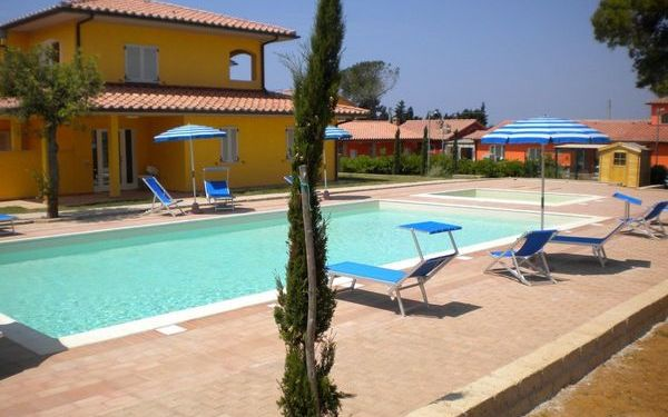 Aba Village, Residence for rent in Scarlino, Tuscany