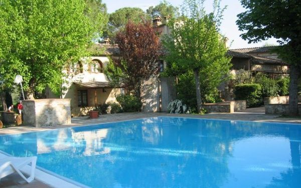 Borgo Santinovo, Holiday Home for rent in Colle Di Val D'elsa, Tuscany