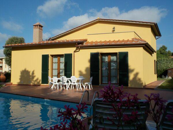 Villa Elisa, Villa for rent in Scarperia, Tuscany