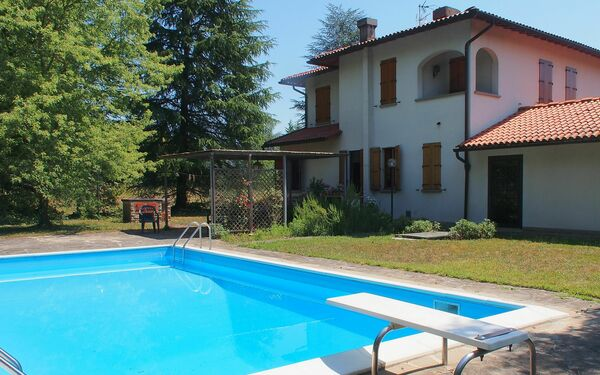 Villa Il Colle, Villa for rent in Vicchio, Tuscany
