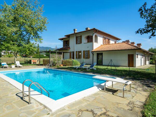 Villa Il Colle, Villa for rent in Vicchio, Tuscany