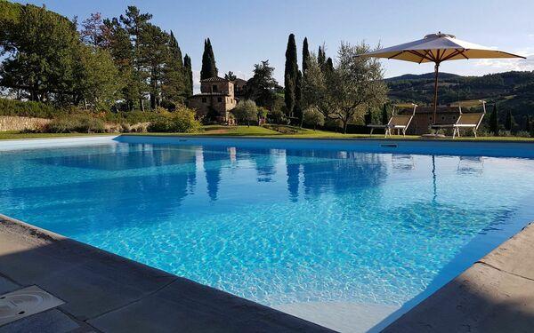 Villa Il Cicalino in affitto a Papiano